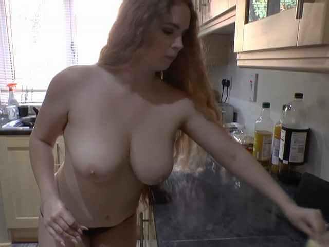 Emily Hamilton kitchen