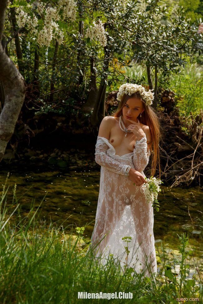 Milena Angel : сбежавшая невеста