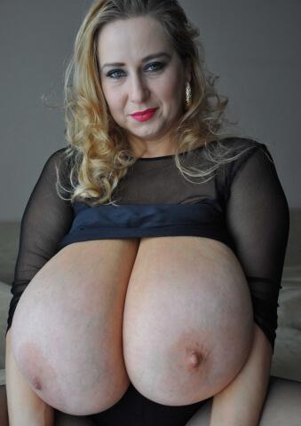 Giant Natural Boobs Abbi Secraa